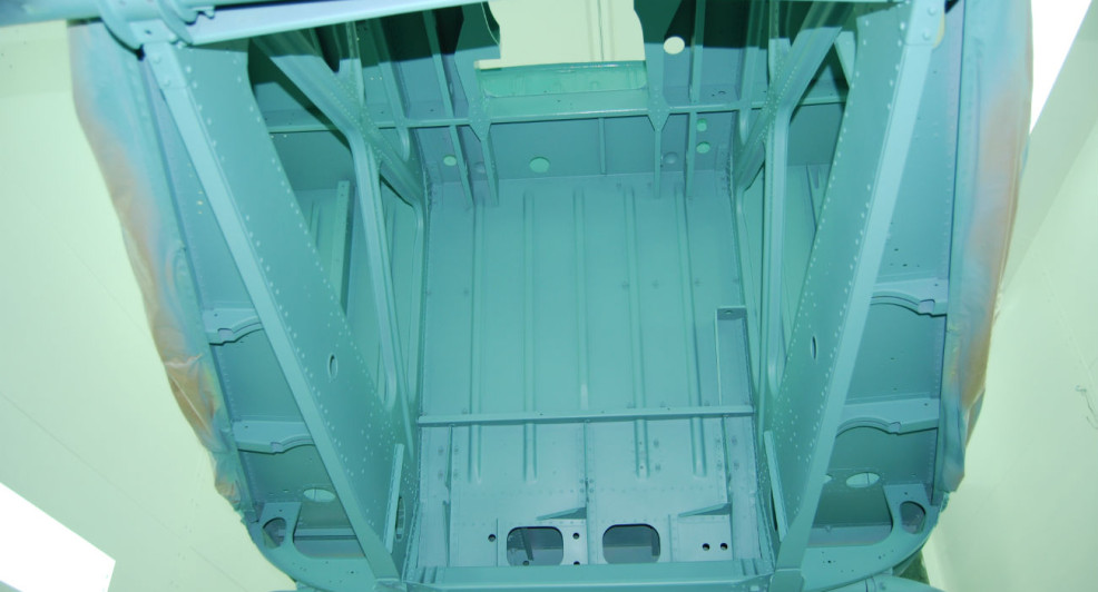 Inside Center Frame