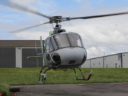 AS350SD2 Flight