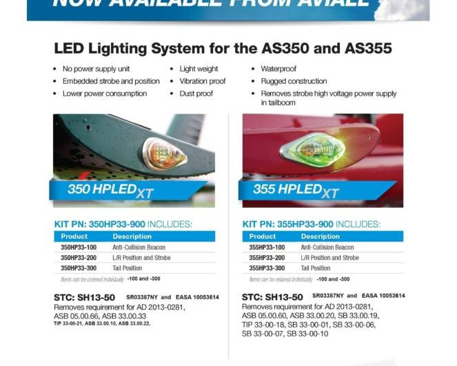 Aviall LED Lighting Flyer