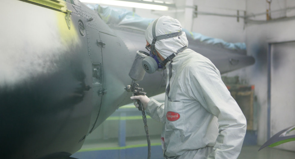 as350 paint
